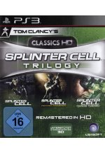 Splinter Cell Trilogy (Classics HD) Cover