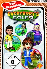 Everybody's Golf 2  [Essentials] Cover