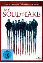 My Soul to Take DVD-Cover