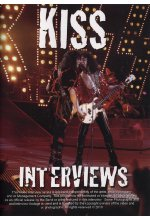 Kiss - Interviews DVD-Cover