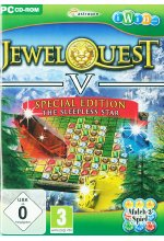 Jewel Quest V - The Sleepless Star Cover