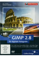 GIMP 2.8 für digitale Fotografie (PC+MAC+Linux) Cover
