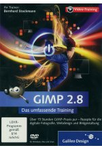 GIMP 2.8 (PC+MAC+Linux) Cover