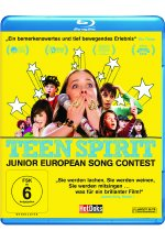 Teen Spirit - Junior European Song Contest Blu-ray-Cover