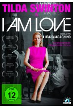 I Am Love DVD-Cover