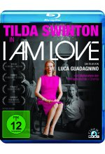 I Am Love Blu-ray-Cover