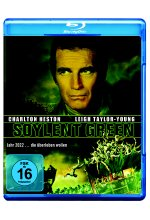 Soylent Green Blu-ray-Cover