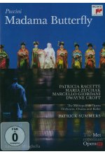 Giacomo Puccini - Madama Butterfly  [2 DVDs] DVD-Cover