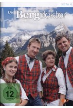 Der Bergdoktor - Staffel 4  [3 DVDs] DVD-Cover