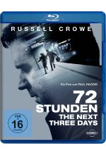 72 Stunden - The Next Three Days Blu-ray-Cover