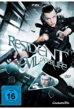 Resident Evil: Afterlife DVD-Cover