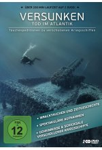 Versunken - Tod im Atlantik  [2 DVDs] DVD-Cover