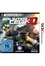 Splinter Cell 3D (Tom Clancy) Cover