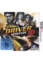 Driver: Renegade 3D Cover
