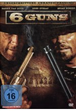 6 Guns - Unrated Edition DVD-Cover