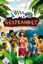 Die Sims 2 - Gestrandet  [Essentials] Cover