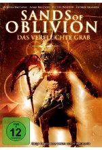 Sands of Oblivion DVD-Cover