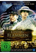 Land in Flammen DVD-Cover