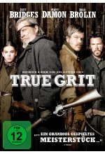 True Grit DVD-Cover