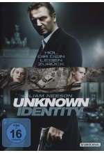 Unknown Identity DVD-Cover