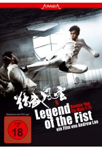 Legend of the Fist DVD-Cover