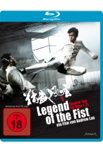Legend of the Fist Blu-ray-Cover