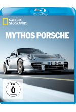 Mythos Porsche - National Geographic Blu-ray-Cover