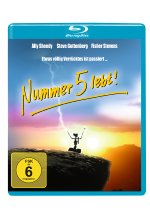 Nummer 5 lebt Blu-ray-Cover