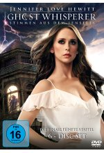 Ghost Whisperer - Season 5  [6 DVDs] DVD-Cover