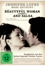 Beautyful Woman and Salsa DVD-Cover