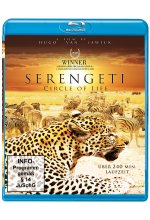 Serengeti - Circle of Life Blu-ray-Cover