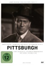 Pittsburgh  (OmU) - John Wayne Collection Teil 9 DVD-Cover