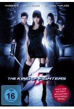The King of Fighters DVD-Cover