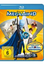Megamind Blu-ray-Cover
