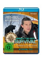 Abenteuer Survival - Staffel 4.1 Blu-ray-Cover