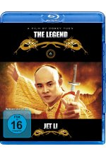 The Legend Blu-ray-Cover