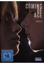 Coming of Age Vol. 4  (OmU) DVD-Cover