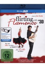 Flirting with Flamenco Blu-ray 3D-Cover