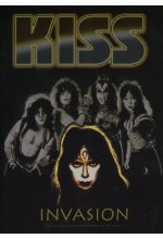 Kiss - Invasion DVD-Cover