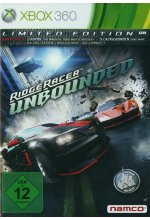 Ridge Racer Unbounded (Limited Edition) Cover