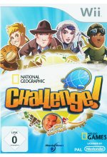 National Geographic Challenge! Cover