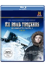 Ice Road Truckers - Staffel 3  [3 BRs] Blu-ray-Cover