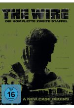 The Wire - Staffel 2  [5 DVDs] DVD-Cover