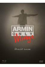 Armin van Buuren - Armin Only/Mirage  (+ DVD) Blu-ray-Cover