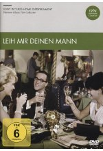 Leih mir deinen Mann - Platinum Classic Film Collection DVD-Cover