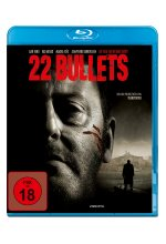 22 Bullets Blu-ray-Cover