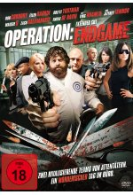 Operation: Endgame DVD-Cover