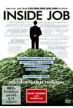 Inside Job  (OmU) DVD-Cover