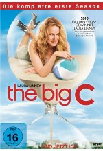 The Big C - Season 1  [3 DVDs] DVD-Cover