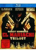 Desperado/El Mariachi/Irgendwann in Mexiko - El Mariachi Trilogy  [2 BRs] Blu-ray-Cover